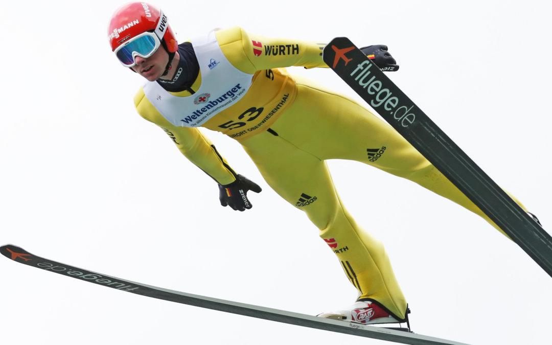 Fluege.de startet in die Skisprung-Saison 2017/18